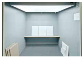 schuller kitchens - Standardised light booth