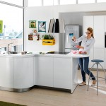 Schuller Alea L091 Crystal white high gloss