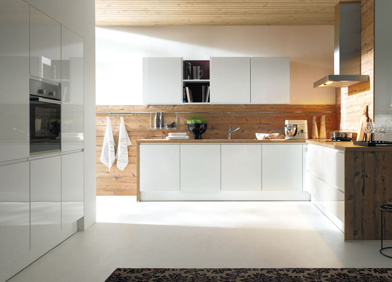 Abc Handleless Kitchen Schuller German Kitchens By Ldk Contract Kitchens